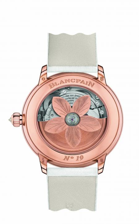 Ladies' Watch Prize: Blancpain, Women Off-centred Hour