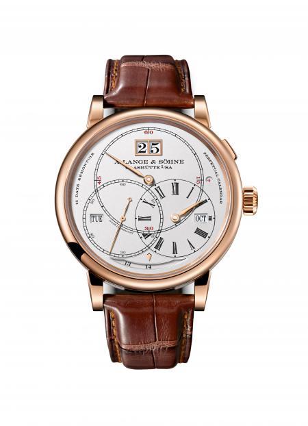 Calendar Watch Prize: A. Lange & Söhne, Richard Lange Perpetual Calendar