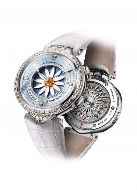 Ladies' High-Mech Watch Prize: Christophe Claret, Margot