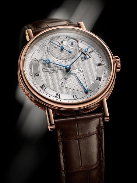 """""""Aiguille d'Or"""" Grand Prix: Breguet, Classique Chronométrie"""