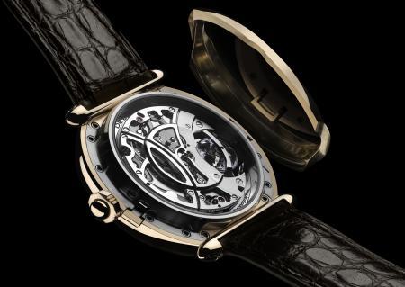 Chronograph Watch Prize: De Bethune, DB29 Maxichrono Tourbillon