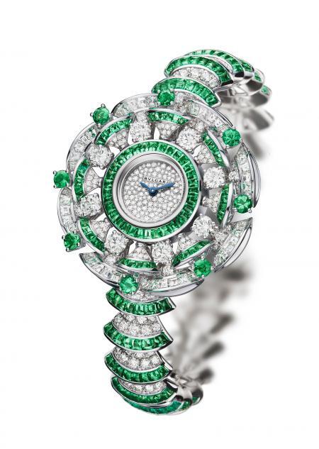 Jewellery Watch Prize: Bulgari, Diva High Jewellery Emeralds