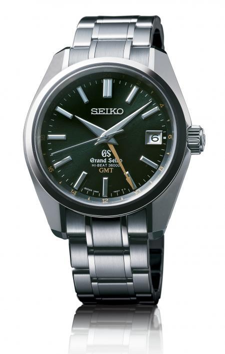 """""""Petite Aiguille"""" Prize: Seiko, Grand Seiko Hi-Beat 36000 GMT"""