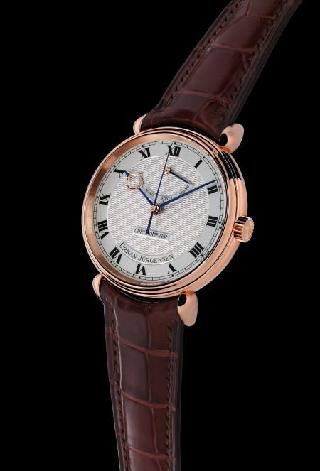 Men's Watch Prize: Urban Ju?rgensen & Sonner, Central Second