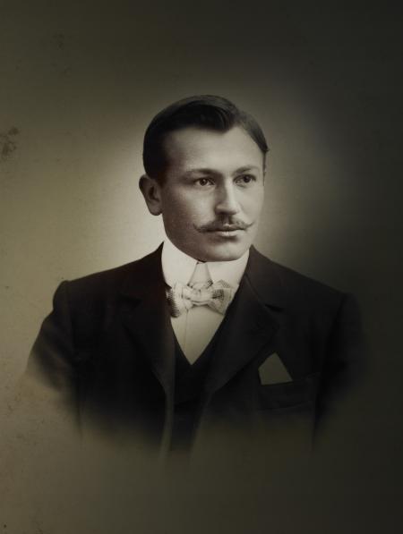 Hans Wilsdorf