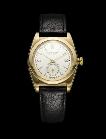 First Oyster Perpetual - 1931 - ©Rolex/Jean-Daniel Meyer