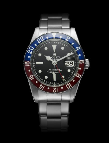 First GMT-Master - 1955 - ©Rolex/Jean-Daniel Meyer
