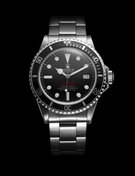 First Sea-Dweller - 1967 - ©Rolex/Jean-Daniel Meyer