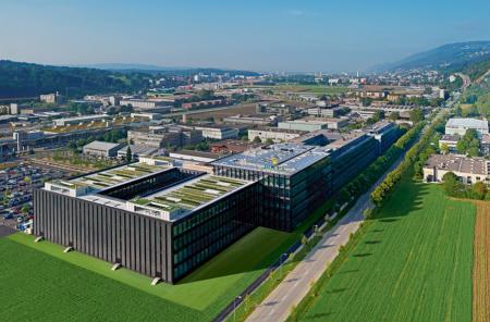 Rolex manufacture in 2012
