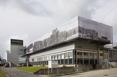 Graham London headquarter located in La Chaux-de-Fonds, Switzerland