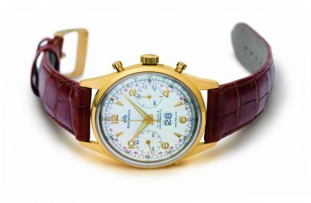Chronograph Big Date Incabloc - 1948