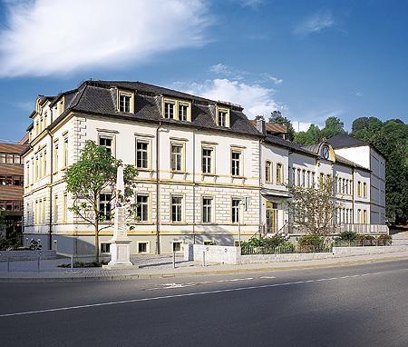 The Lange headquarters restored - 2001
