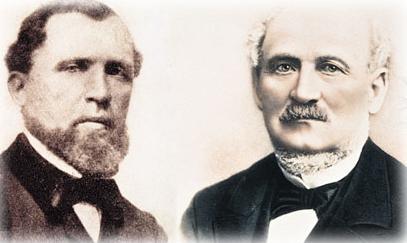 Celestin Baume & Louis Victor Baume - 1860