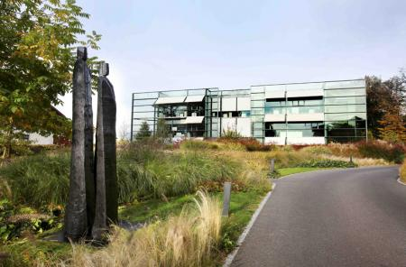 Baume & Mercier Headquarters in Switzerland - 2011