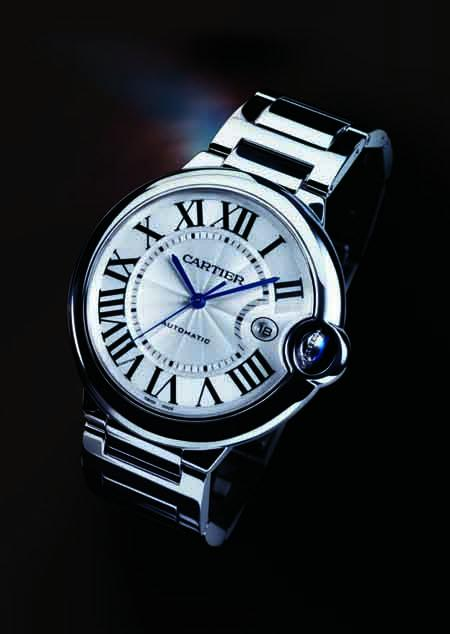 Ballon Bleu de Cartier watch, 2007