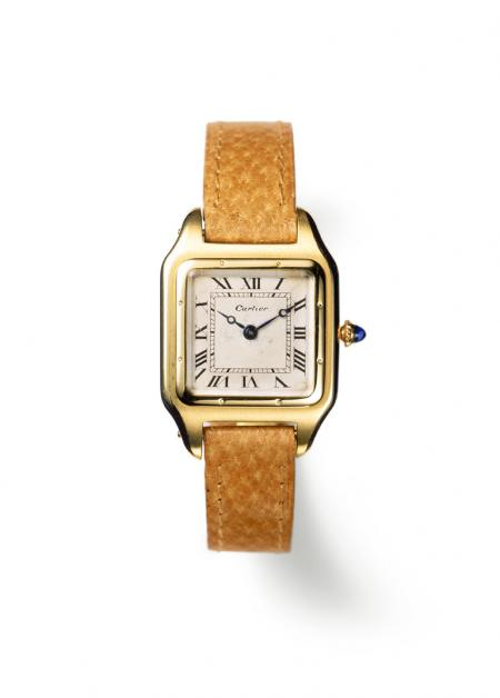 Santos Wristwatch , 1915