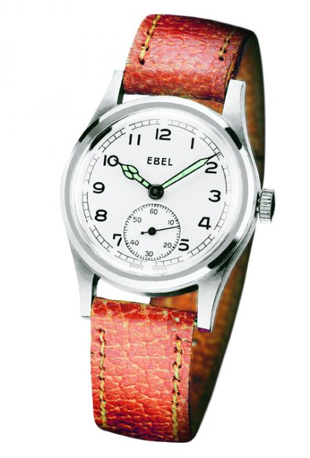 1939 - 45 - Ebel serves as official watch supplier to the Royal Air Force