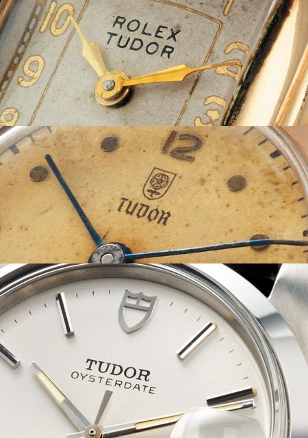 TUDOR logo evolution since the 1920s