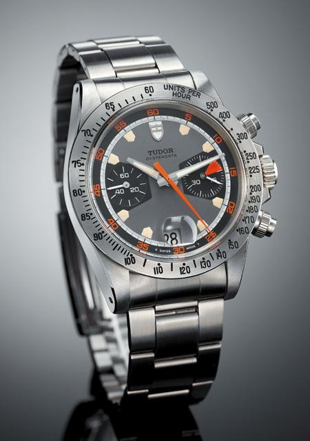 TUDOR Oysterdate chronograph - 1970