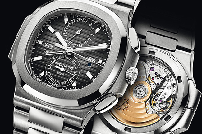 Patek Philippe Nautilus Travel Time Chronograph 59901A-21533
