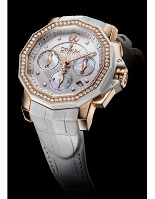 Admiral's Cup Challenger 40 Chrono Diamonds