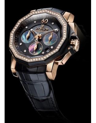 Admiral's Cup Challenger 40 Chrono Diamonds