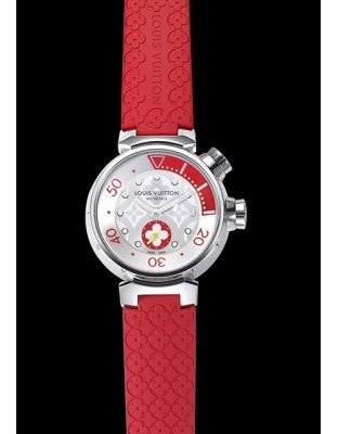 Tambour Diving Lady Poppy