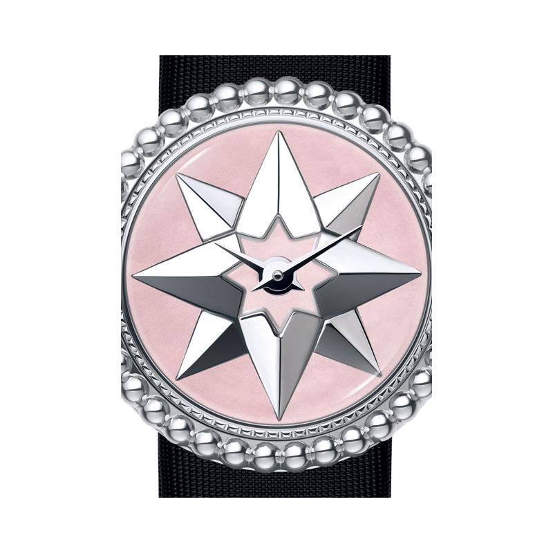 Watch Dior La Mini D De Dior Rose Des Vents La D De Dior