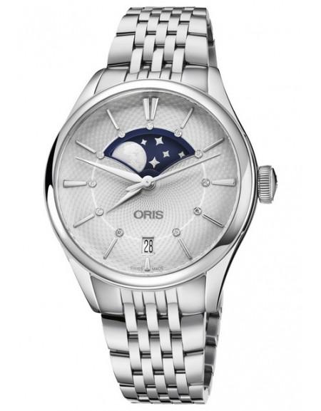 Oris Artelier Grande Lune, Date