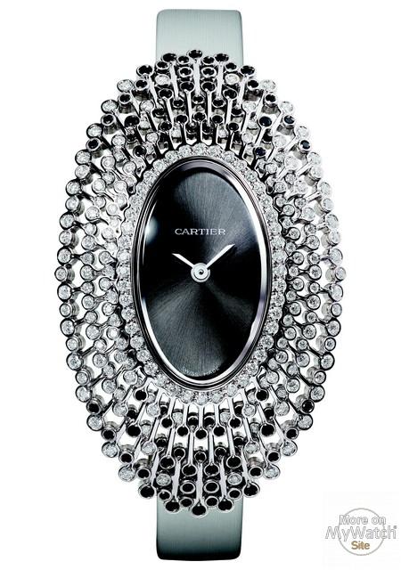 Cartier Baignoire Debordante