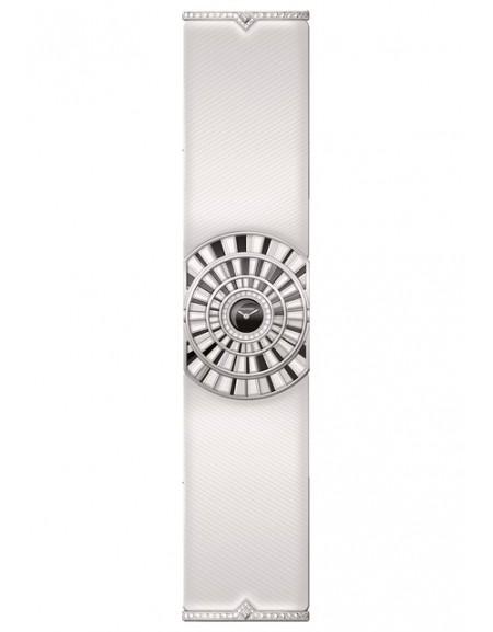 Cartier Libre Baignoire Infinie or gris diamants, nacre
