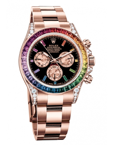 Watch Rolex Cosmograph Daytona Rainbow