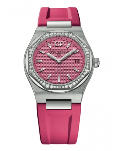 Laureato 34mm Summer edition Rosa Prezioso