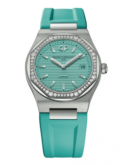 Laureato 34mm summer edition Turchese Purezza