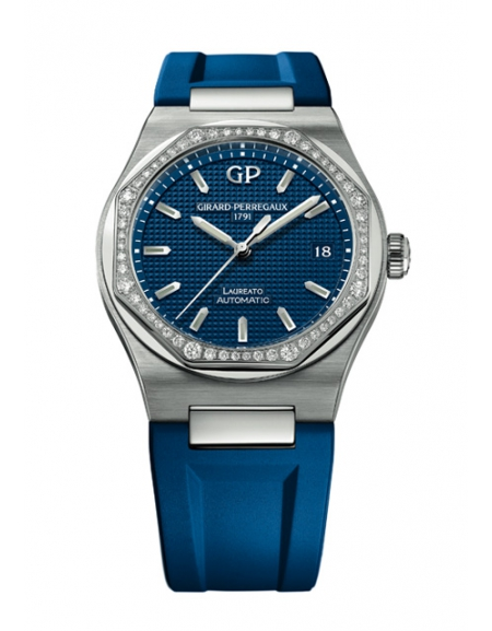 Laureato 38mm Summer edition Blu Infinito