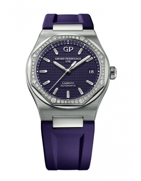 Laureato 38mm summer edition Viola Armonia