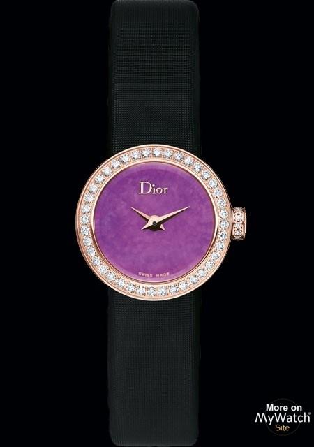 La Mini D de Dior Sugilite