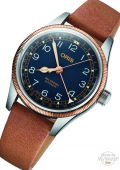 Big Crown Pointer Date - blue version