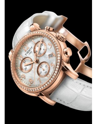 Lady Chrono Rose Gold