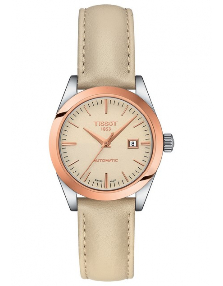 T-My Lady Automatic 18 K Gold