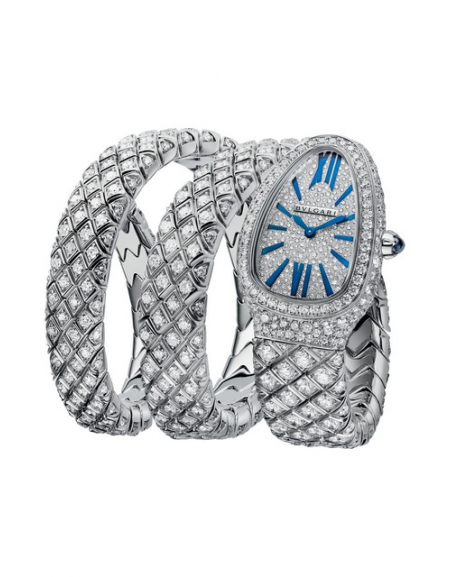 Serpenti Spiga High Jewellery