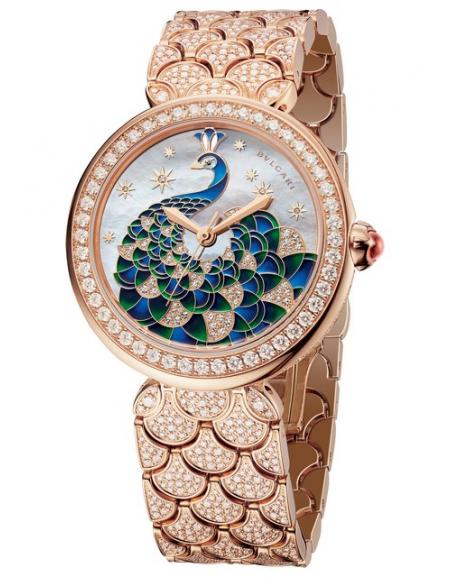 Diva's Dream Peacock Diamonds