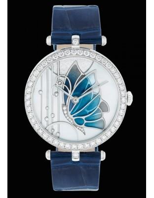 Lady Arpels Papillon Bleu Nuit