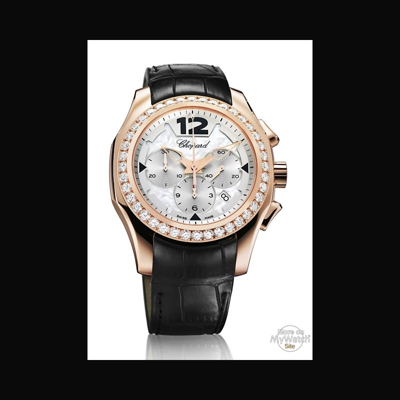 Chopard Presents Its Collection of Watches, Elton John