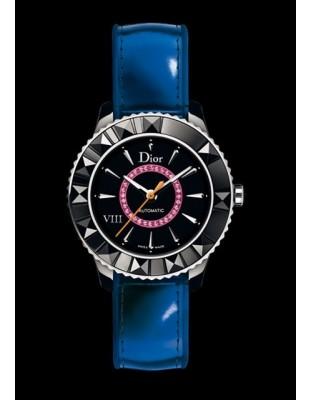 Dior VIII Céramique et bracelet couleur métallisée
