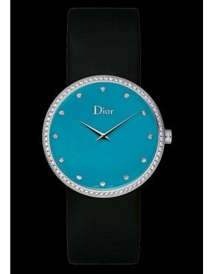 La D de Dior Turquoise