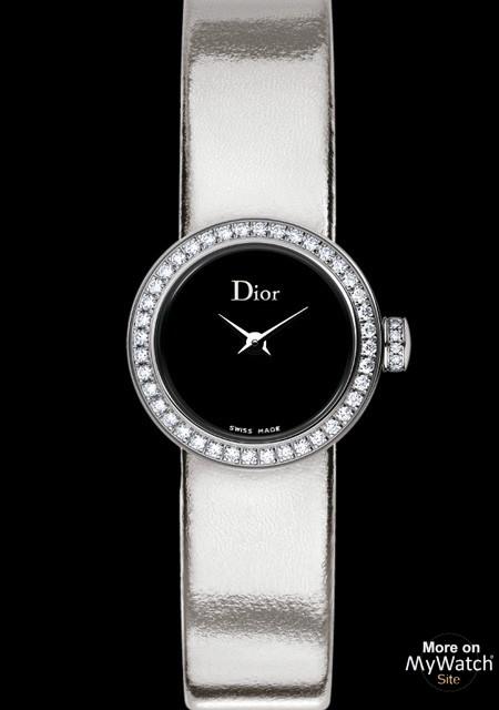 Watch dior la mini d de dior miroir blanc la d de dior for Miroir blanc
