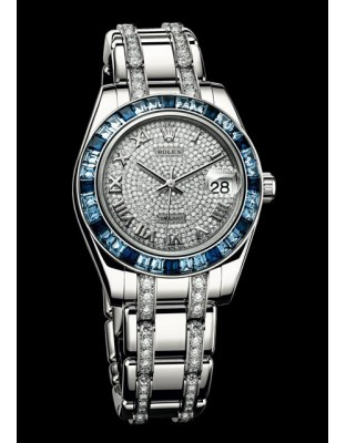 Datejust Pearlmaster 34