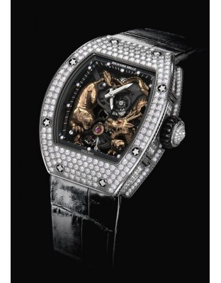 RM 51-01 Tourbillon Tigre et Dragon - Michelle Yeoh