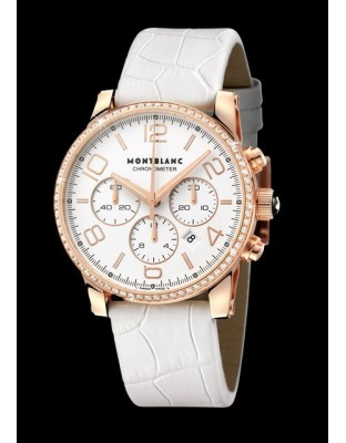 TimeWalker Chronographe Automatique Joaillerie